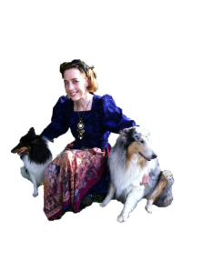 Agnes mit Hundis