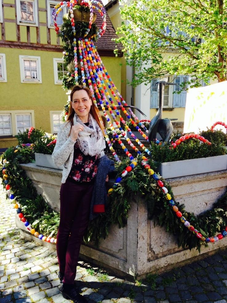 Langenburg BrunnenSmile