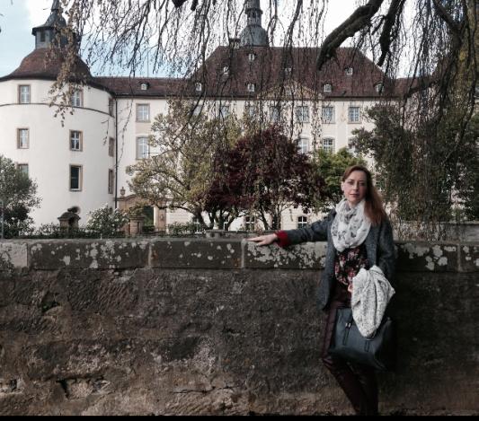 Schlosskulisse