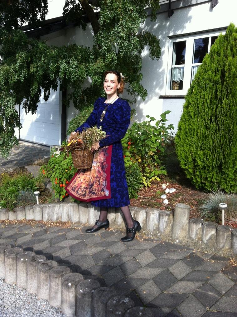Dirndlzauber im Garten (58)