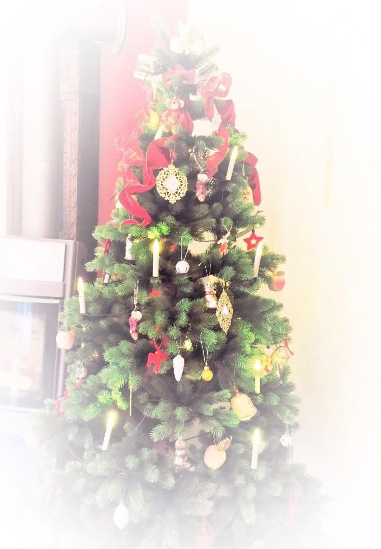 Weihnachten Weihnachtsbaum, die Zeit nach Weihnachten