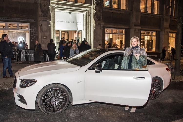 Autumn/Winter 2017 Hien_Le Fashion Show im Kaufhaus Jandorf in Berlin am 17.01.2017 Foto: Nass / Brauer Photos fuer Mercedes-Benz