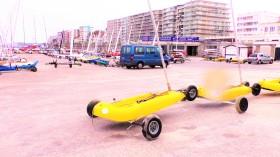 Strand, Meer, Le Touquet