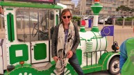 Die Fahrt mit der Bimmelbahn ist eine gute Möglichkeit, Le Tuquet, das nur knapp 5000 Einwohner hat, zu erkunden