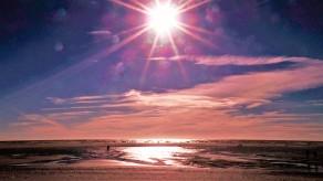 Sonne, Strand, Meer, Le Touquet