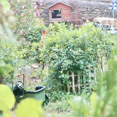Le Carmel Garten