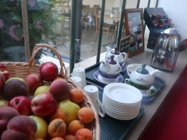 Frühstück Le Carmel