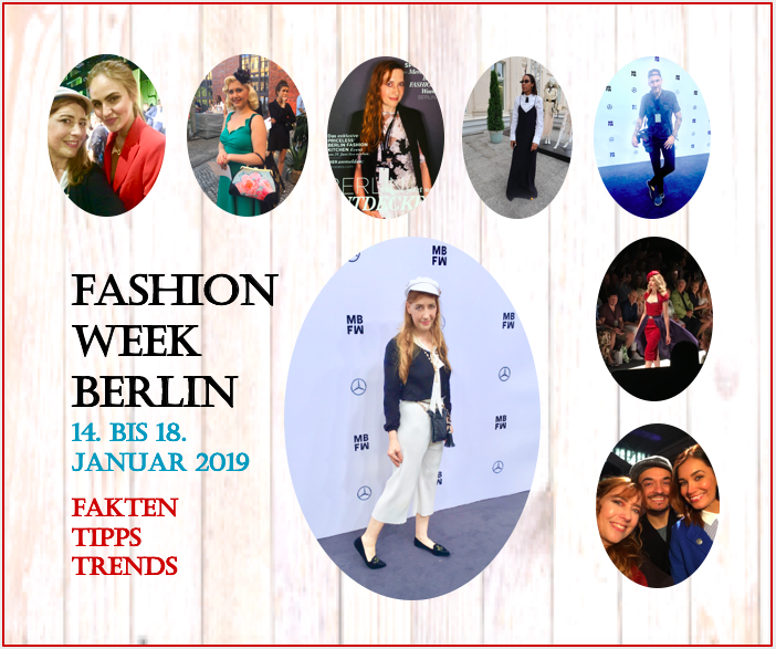 Fashion Week 2019: Tipps, Trends, lustige Bilder, Links