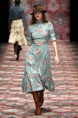 Lena Hoschek - Show - Berlin Fashion Week Autumn/Winter 2019