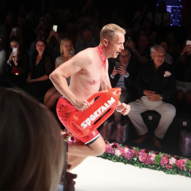 Oliver Pocher Berlin Fashion Week 2019/20
