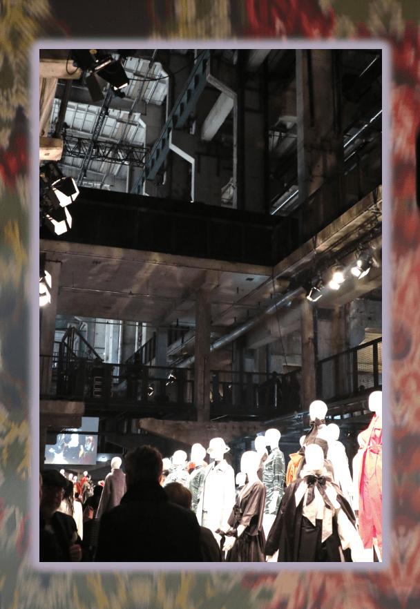 Halle des alten Kraftwerks in Berlin